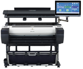 Canon iPF MFP M40 Wide Format Printer