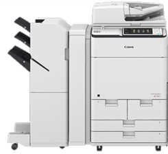 Canon iR C7565i photo copier